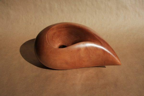 Sculpture goutte poirier 2014