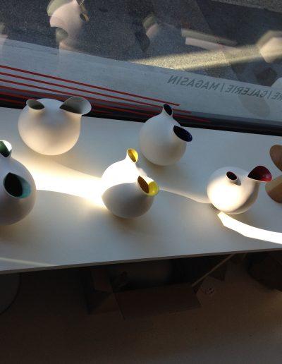 Vitrine Galerie MOBILAB 2015 Lausanne 1