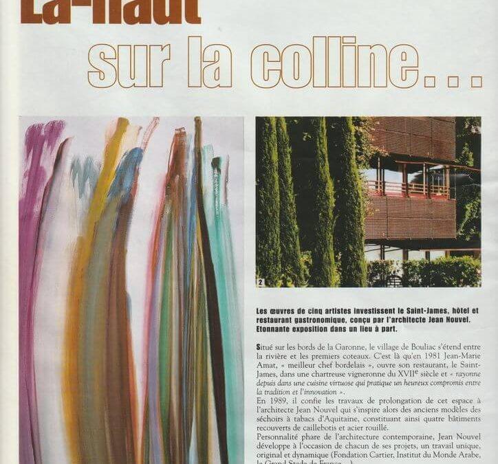 Demeures et châteaux 2003