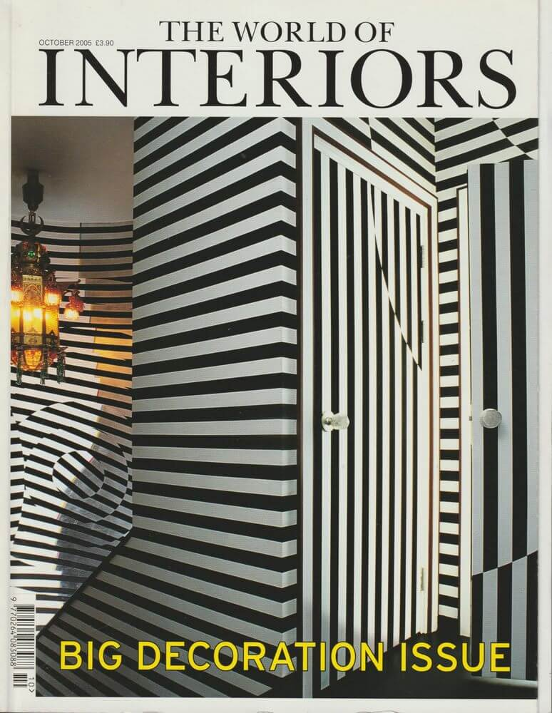 The world of interiors 2005