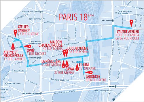 11 ateliers ouvrent leurs portes à Paris